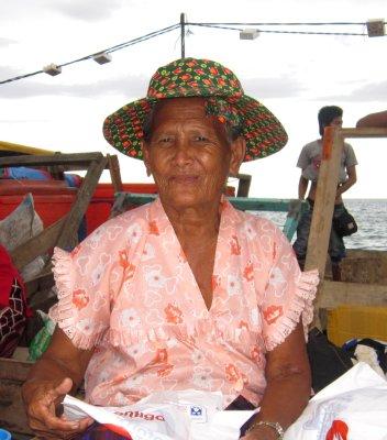 Filipino market, KK