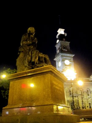 Robert Burns statue, Dunedin