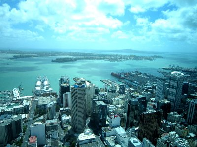 From the Sky Tower