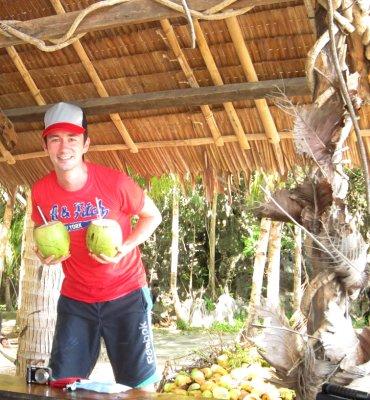 Buko on Commando Beach