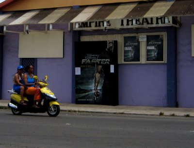 Avarua main street