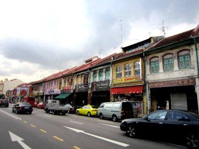 Geyling street scene