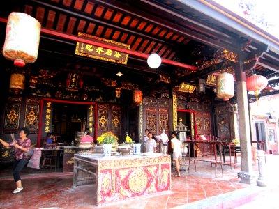 Malacca architecture