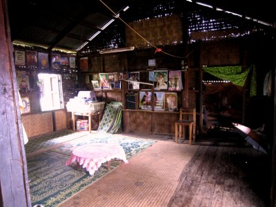 Village homestay house