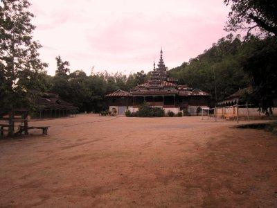 Monastery unique homestay