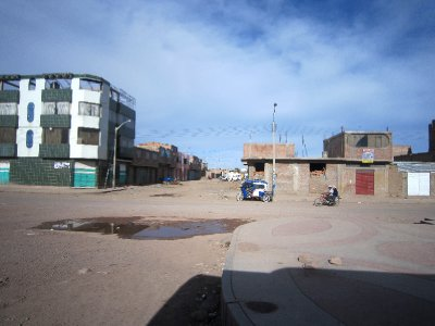 Horrid place, if Cusco is the naval of the earth this is the anus, Juliaca, Peru