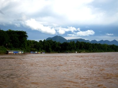 Boat back to Luang Prabang