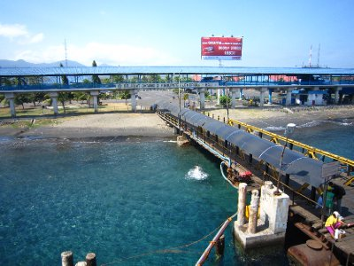 Ferry to Java