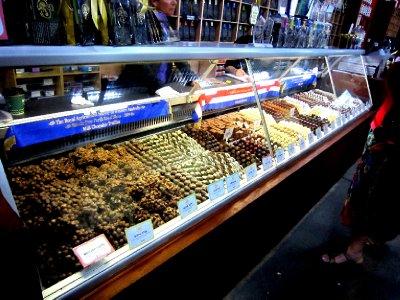 I hope i enjoyed the chocolates as i don't remember them