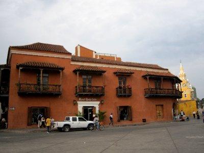 Hard Rock cafe, Cartagena style