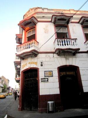 Havana cafe Getsemani, Cartagena