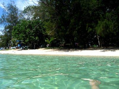 mamutik Island, off Borneo