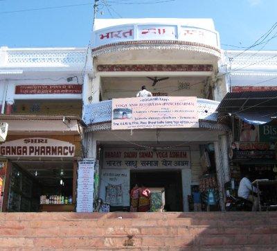 Yoga Ashram in Rishikesh
