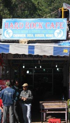 Hard Rock cafe, India style