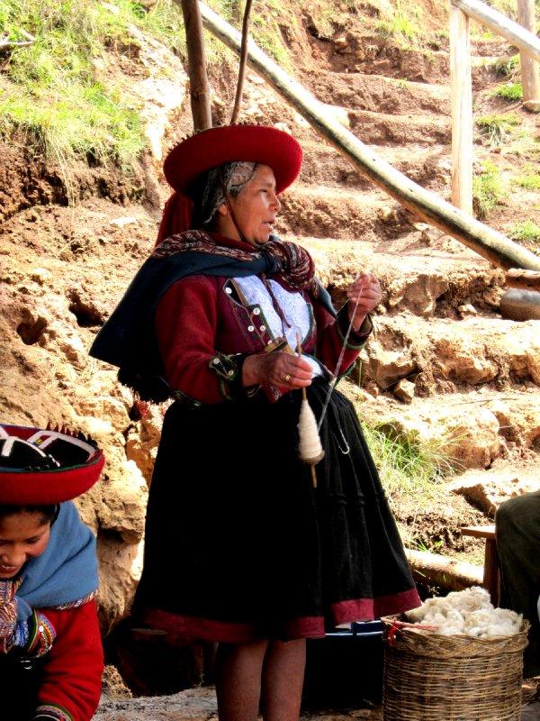 Chinchero indiginous village