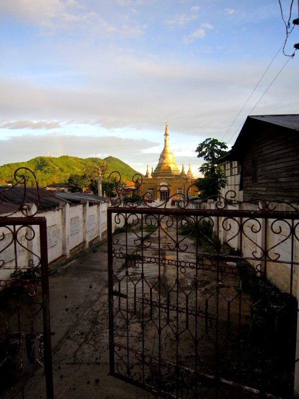 Aung Chan Thar Zedi