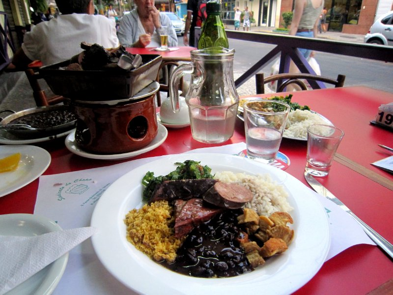 Feijoada <img class='img' src='http://www.travellerspoint.com/Emoticons/icon_smile.gif' width='15' height='15' alt=':)' title='' />