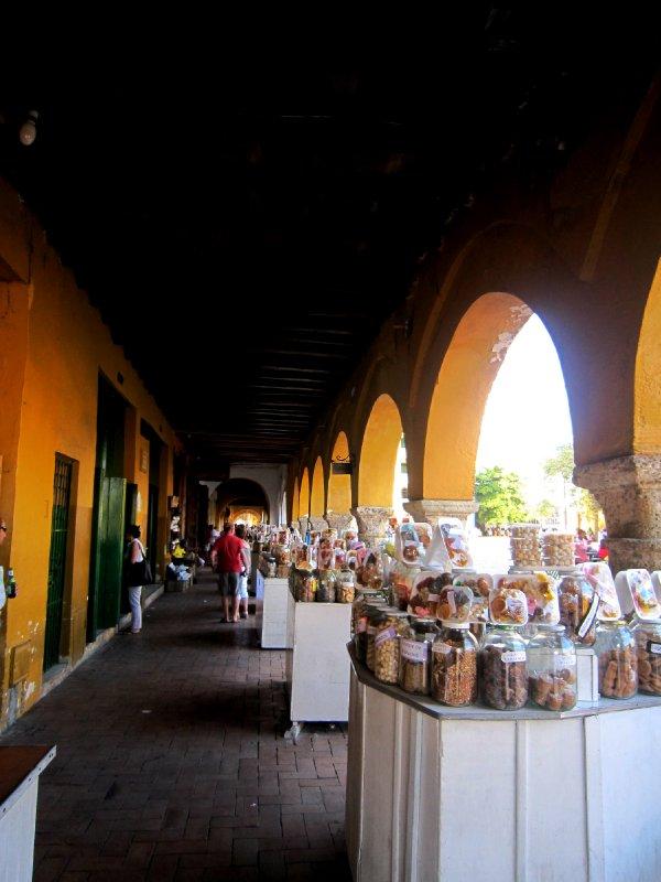 Sweets, Cartagena de Indias