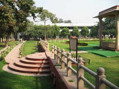 Gandhi Museum - site of assassination