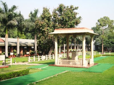 Gandhi Museum- site of assassination