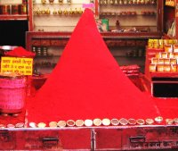 Spices at Haridwar