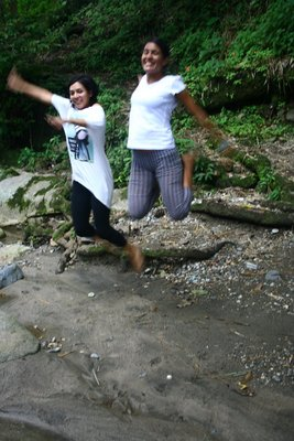 Adri and Ximena