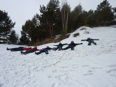 Team snow angels