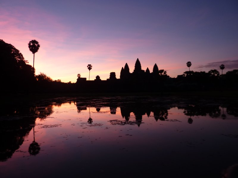 Angkor Sunrise (6am)