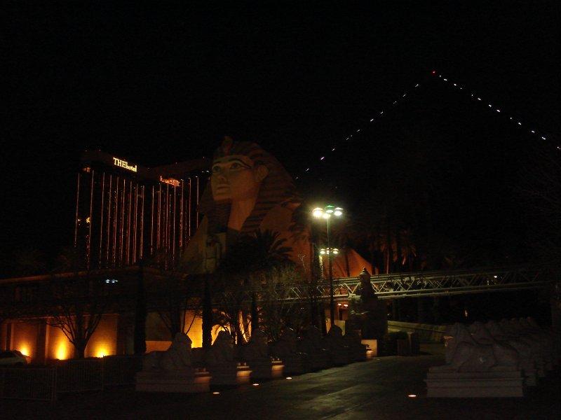 Luxor Hotel Sphinx