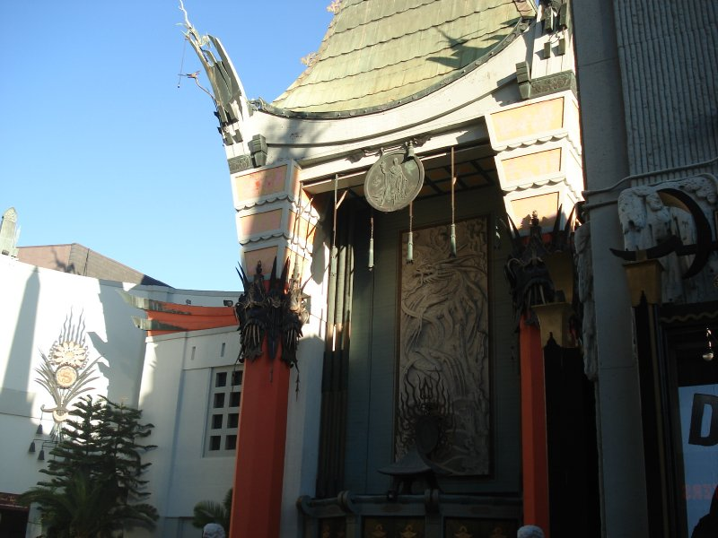Chinese Theater Front