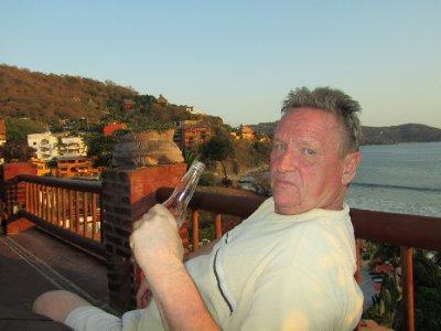 Dan at Brisas del Mar