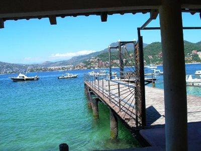 New Dock at Las Gatas