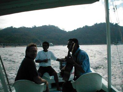 Z - Boat Ride from Ixtapa Island