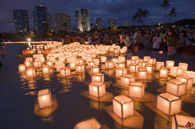 Lantern Ceremony