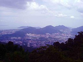 View Penang Hill