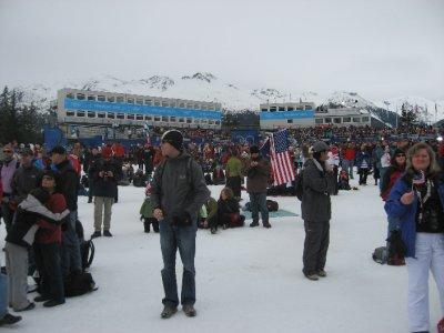 The nordic combined venue