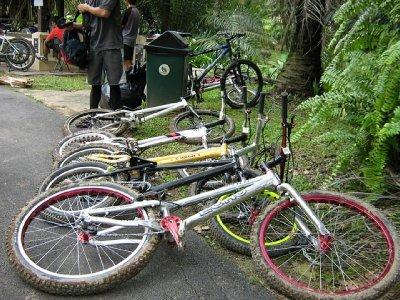 The Bike Parkade