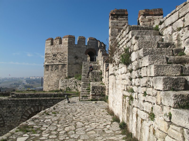 fortress of the wall