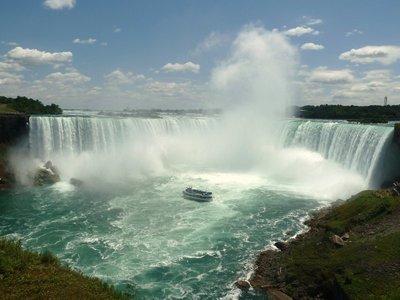 Ferocious Niagara Falls