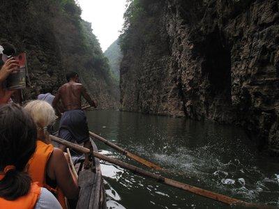 Boat Dragging