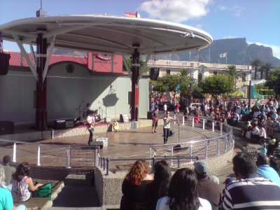 Waterfront Stage