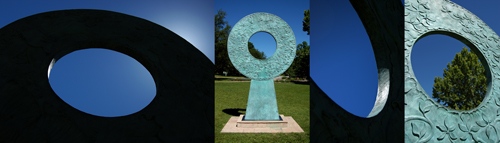 Sculpture Montage