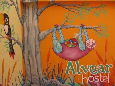 Alvear Hostel