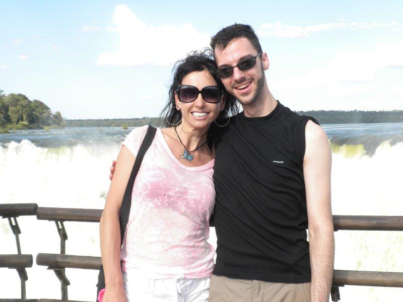Valeria & I