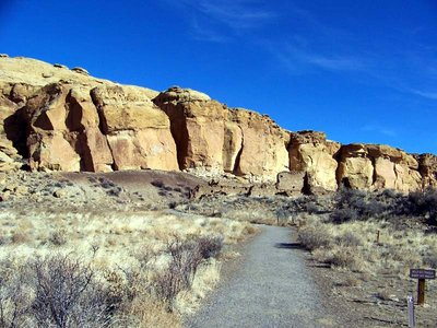 Chaco Canyon