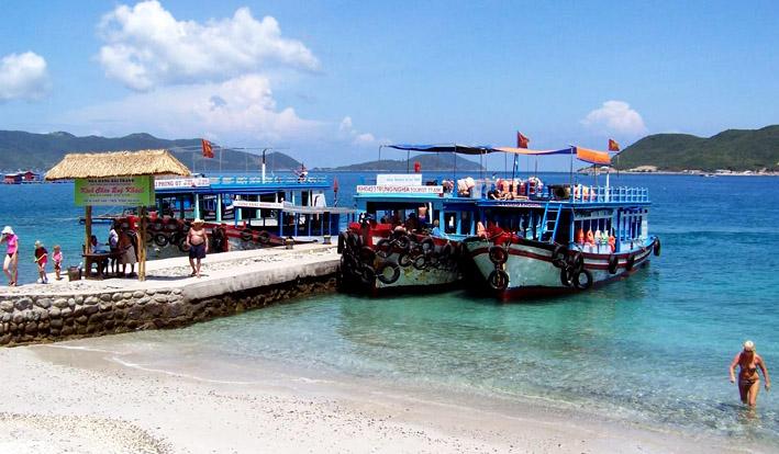 Nha Trang Bay Tour