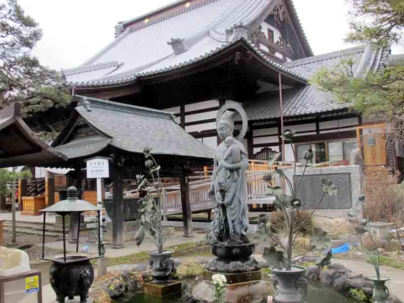 Nagano Zenkoji Temple