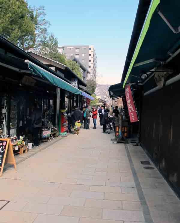 Matsumoto Streets