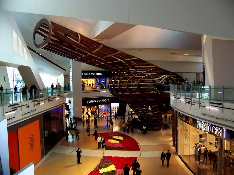Crystals Shopping Center
