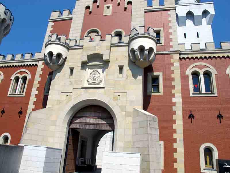 Taiyo Castle